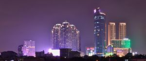 Night In Jakarta by WLiy