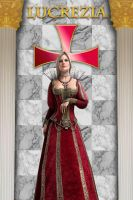 Templar Cleavage by American-Paladin