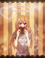 Will you be my Valentine? by Rintanuu