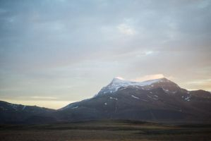 Iceland Mountain Stock 2 by little-spacey
