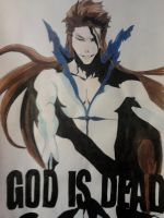 God is dead by Rumiko-san