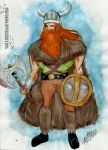 Cause Vikings are badass.. by qBATGIRLq