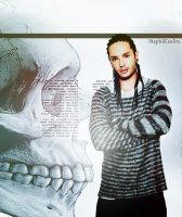Tom Kaulitz 8 by StephiKaulitz