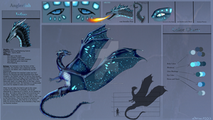 WoF -AnglerFish Full Reference Sheet by chrissi1997