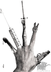 Surreal Hand by HeavyClaw