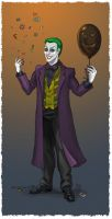 joker original by MadHatters-Wife