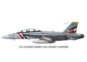 VFA-2 Bounty Hunters by peter-pan03