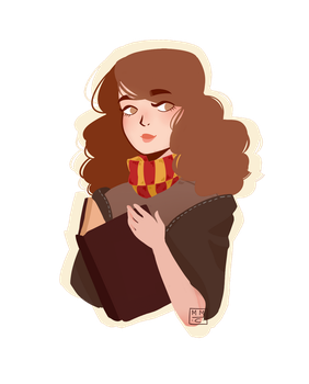 Hermione by mamatchi