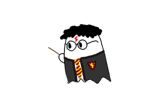 Harry Ghoster by MAKENNAW12