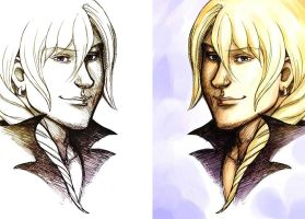 Klavier Gavin by foxysquid