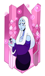 Blue Diamond by AngeliccMadness