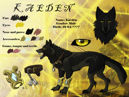 Kaeden reference by thelunapower