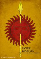 House Martell by UrukkiSaki