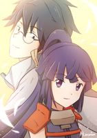 Log Horizon by Hananon