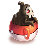 Cup of Tubby Duskull by MooFrog44