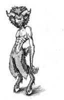 Oh Look a Satyr by Twisted-XP