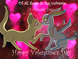 StarXDelta - Valentine's Day by 5iveAM