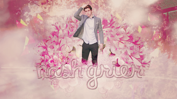 Nash Grier Wallpaper 02 by LesliiEditions