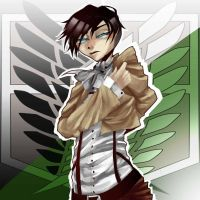 Corporal Levi by Lady-Was-Taken