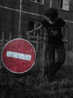 no entry by romanica