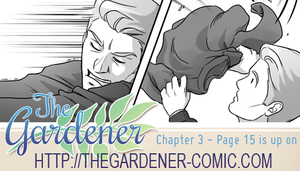 The gardener - Chapter 3 page 15 by Marc-G