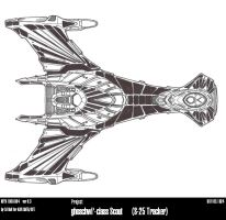 Ships of ASR-Klingon-S-25 by GhostRider2007