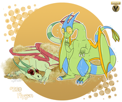 Pokedex Challenge: Day-11-Ground by NightTwilightWolf