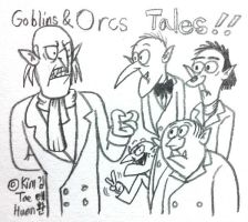 Goblins and Orcs Tales by komi114