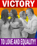 Victory to Love by Party9999999