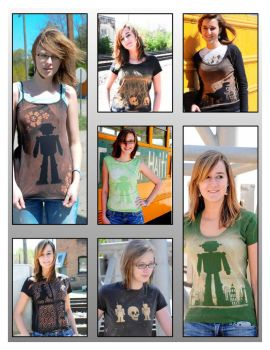 Shirt Collage by stephlholley