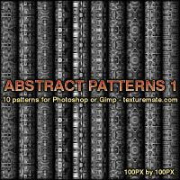 AbstractPatterns01 by AscendedArts
