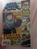 Megaman Issue 13 Comic Book by tanlisette