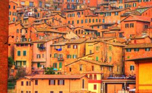 A tangle of houses by cortomaltese219