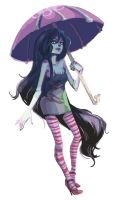 marceline the vampire queen by marika
