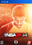 Custom NBA 2k14 Cover by bu22y