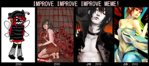 IMPROVEMENT MEME D: by genki-de