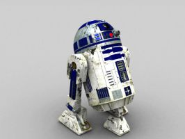 R2-D2 by daveo-irl