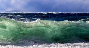 Tahoe Storm Wave by sellsworth