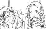Piper And Annabeth Answer Your Questions 2 by Mababwion1