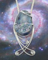 Mother's Galaxy by GipsonDiamondJeweler