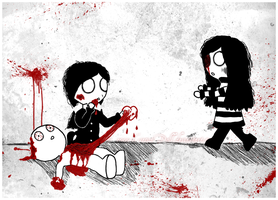 Zombiez in Love by CircusMonsters