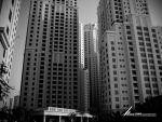 JBR Dubai 3 by Hans1989