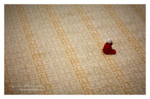 The Red Dot by aymanko0o