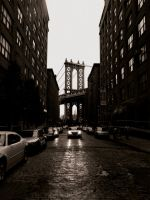 -Brooklyn Bridge- by Jarkheld