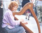 Street Harp by animal-estocastico