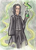 The Potions Master by A-A-Fresca