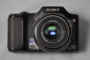 Sony H20 camera III by TheSoftCollision