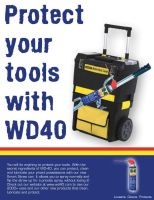 WD-40 can ad by Sandybelle