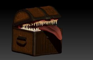 Mimic by Mesciurius