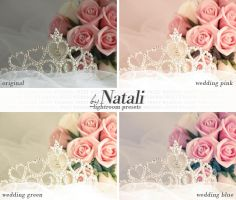 Sweet Wedding Lightroom Preset by byNatali